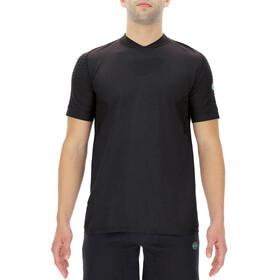 UYN City Shortleeves Running Shirt Men, nero